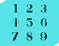 Chien | Grade only font