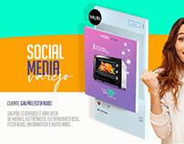 SOCIAL MEDIA | Galpão Estofados