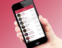 Nova listagem para o App Lugar Ideal