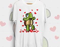 Valentines Day T-shirt Designs | Illustration | Amazon