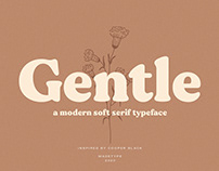 MADE Gentle | Font