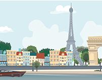illustrations de voyage