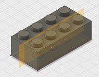 CAD Lego