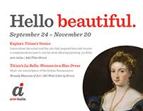 Where's the Beauty - Arte Italia | Nevada Museum of Art