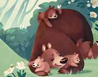 Bear Snuggles