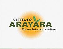 ID e Branding for 'Instituto Arayara' - Curitiba - PR