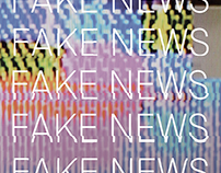 'Fake News' Exhibition Promo