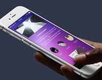 UI Concept Design - Company App
