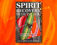 Spirit Recovery Medicine Bag Book Cover Design