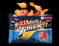 Tiger world Cup packs