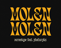 MOLEN - FREE DISPLAY FONT