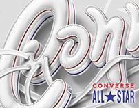 Converse Illustrations