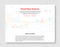 Heritage Lottery Fund: Great Place Scheme