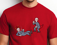 Crash Test Dummies shirt