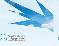 Śląski Klaster Lotniczy - Identyfikacja Wizualna