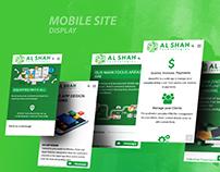 Al Shah - Web Mobile Branding