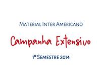 Campanha Extensivo 1º Semestre 2014