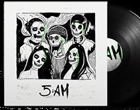 5.A.M. album cover