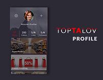 Toptalov profile