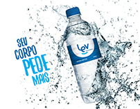 Água Mineral Lev