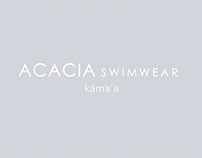 "ACACIA swimwear ""Kama's sustainable sandals"""