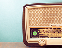 Outdoor e peças para rádio: Supermercado Todo Dia