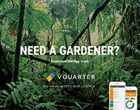 Ad Campaign for VQuarter