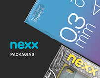 Packaging for Nexx