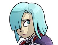 Grandia Characters 3