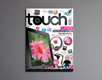 TOUCH ISSUE 4 - EDITORIAL DESIGN