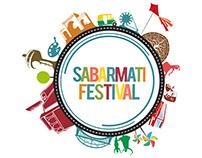 Sabarmati Festival Logo