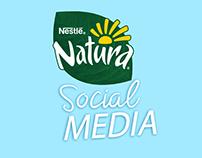 Social Media NATURA® Nestle