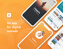 ROAM - The Digital Nomad App