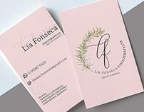 Lia/Cartão de Visita e Logo