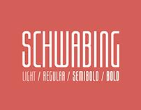 """Typeface, Typography / """"Schwabing Sans"""""""