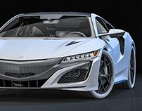 Acura NSX/2015