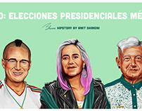 HIPSTORY - GO VOTE MEXICO 2018