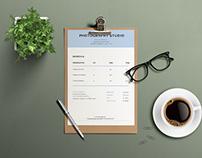 Free Bill Invoice Template