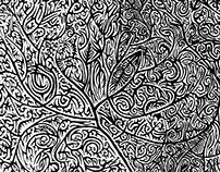 """Arbor"" Range Surface Pattern Designs"