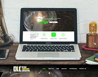 Website Design - Design Luminaire Consulting
