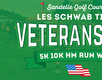 VETERANS DAY RUN