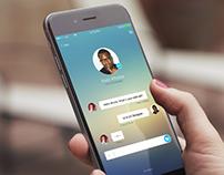 Pro Chat App Concept