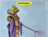Dudskipper Card