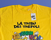 T-shirt - La tribù dei trefoli
