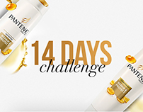 PANTENE - 14 Days Challenge