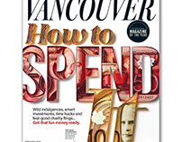 Vancouver Magazine Cover