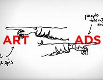 Article: Art for Ad sake
