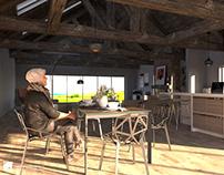 Craig Williams Design | Barn Conversion