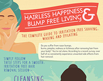 Hairless Happiness Infographic