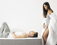 One Mattress Campaign- Photographer: Mark Sanders